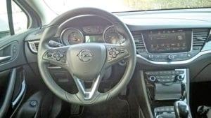 Opel Astra ST 1,6 CDTi BiTurbo 160 KM
