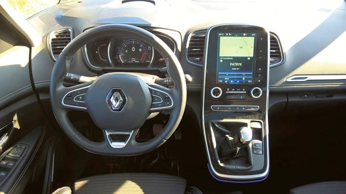 renault scenic 1 6 dci 130 km nowy tydzie. Black Bedroom Furniture Sets. Home Design Ideas