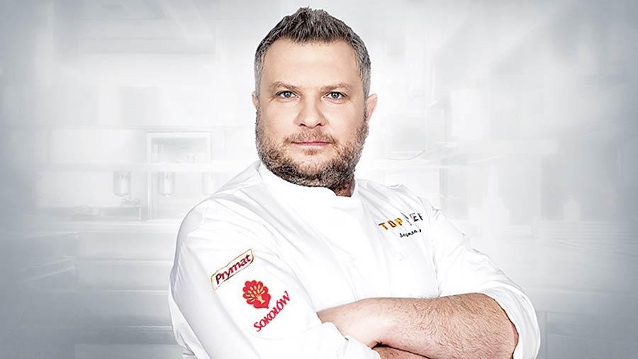Szymon Top Chef Nowy Tydzień