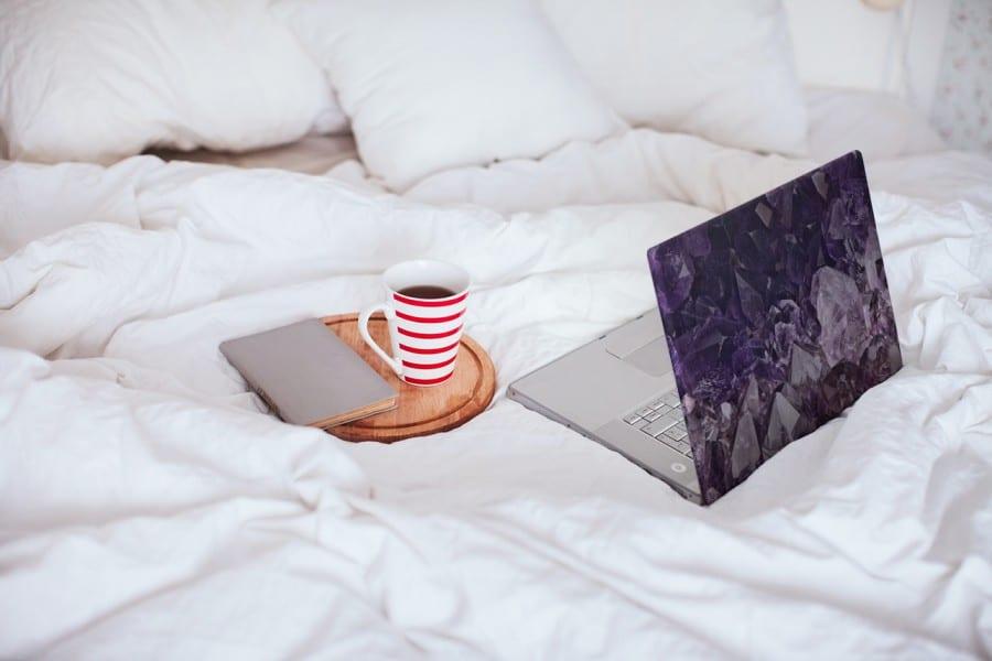 naklejka na laptopa