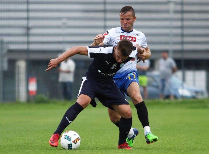 Kolejny świetny mecz w lubelskiej drużynie rozegrał Tomasz Brzyski
