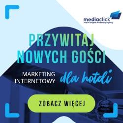 pozycjonowanie hotelu – mediaclick.pl