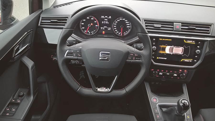 Bardzo dobra Seat Ibiza FR 1,5 150 KM | Nowy Tydzień MM96