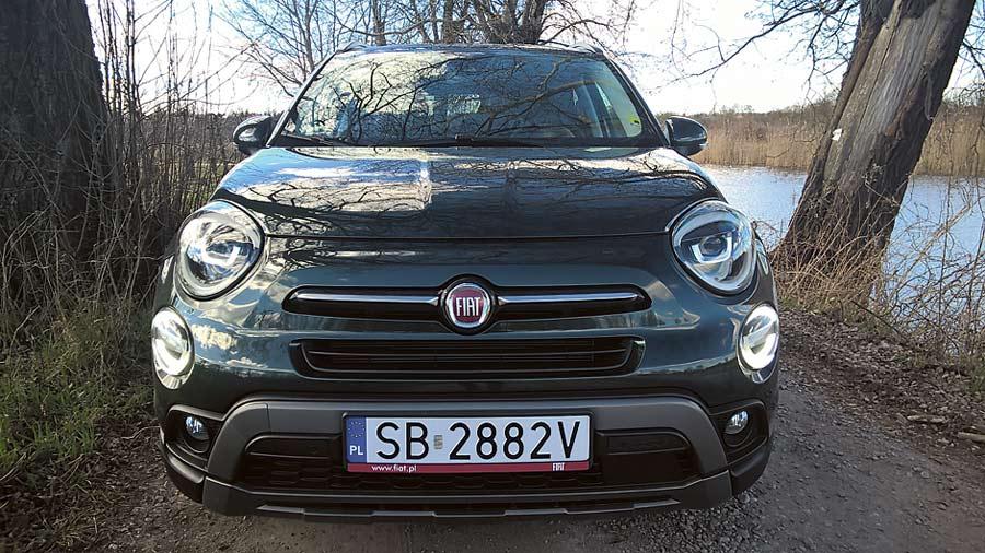 Rewelacyjny Fiat 500X 1,0 120 KM | Nowy Tydzień GE16