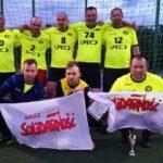 Ekipa Brak Tlenu w Pucharze Solidarności musiała zadowolić się trzecią lokatą